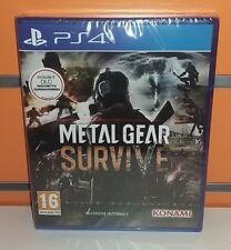 Metal Gear Survive PS4 NUOVO ITA