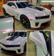 Magic - Entire Car Wrap Glossy Matte Pearl White Chameleon Vinyl Film Sticker AB