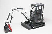 1/25 BOBCAT EQUIPMENT Model E27 Compact Excavator DIECAST Universal Hobbies 8133