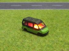 Spur N TT Ford Transit Bus Vollbrand Brennend 12V LED Feuer Laser Cut 1:160 #23