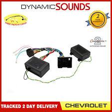 radio de Coche Volante & Sensor REVERSO Interfaz Para Chevrolet Orlando 2011>