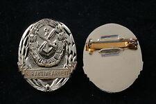 East German Germany For Active Labor Sports GTO Award Badge GST Award Defense