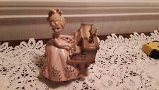 "Vintage Collectible Figurine -Josef Originals ""Tammy"" Piano Player - Musicale Se"