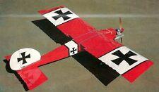 "Vintage LITTLE STIK 46"" RC 75% Reduced Kraft Das Ugly Stik PLAN Model Airplane"