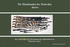 Die Blankwaffen des Deutschen Heeres 1933-1945 Siegert SIGNIERT/Nummeriert Dolch