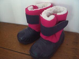 Chaussures De Neige Enfants Decathlon Ebay