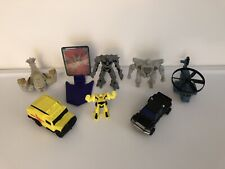 Burger King Transformers 2007 Movie Lot