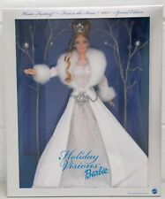 Holiday Visions Barbie Doll Winter Fantasy Series  Special Edition B2519 NRFB