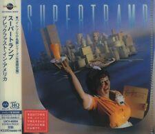 Supertramp - Breakfast In America+++UHQCD Japan Import+++++NEU++OVP