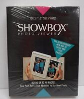 """Show Box Photo Viewer for 3.5"""" X 5"""" Photos NEW"""
