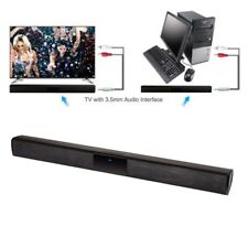 Barra de sonido de TV Home Theater Subwoofer Soundbar con Bluetooth inalámbrico
