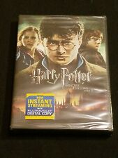 Harry Potter and the Deathly Hallows: Part II DVD 2011 Sealed NEW Wizard Magic 2