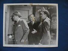 Crime Doctor Man Hunt Warner Baxter 1946 8X10 mvie photo #46/960 1110-27