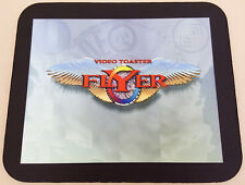 Video Toaster Flyer Mouse Pad for Commodore Amiga Computers 2000 3000(T) 4000T