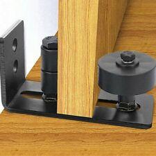 Schiebetürsystem Schiebetürbeschlag Wandmontierte Bodenführungsrolle Für Holztür