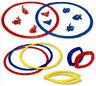 """Desktop Sorting Circles 10"""" Diameter, Set of 15 school attributes Venn Diagram"""