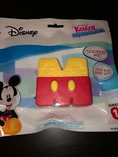 Disney Mickey Mouse Krispy Treat Kawaii Squeezies! Mouse Ears Squishy Brand New