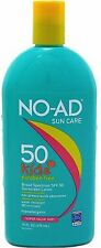 NO-AD Kids Sun Care Sunscreen Lotion, SPF 50 16 oz