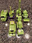 1984 Transformers G1 Devastator Constructicons Takara Excellent ~ Incomplete