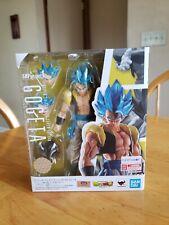 Tamashii Nations S.H. Figuarts Super Saiyan God Gogeta Blue Dragon Ball Super