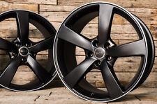 20 Pouces Jantes AF10 pour Audi A4 S5 B8 B9 A6 4F A7 4G Q3 Q5 Rotor Design Mat