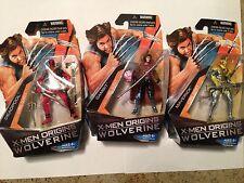 X-Men Origins Wolverine, Deadpool, Gambit and Maverick