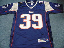 REEBOK NFL EQUIPMENT NEW ENGLAND PATRIOTS LAURENCE MARONEY JERSEY SIZE S
