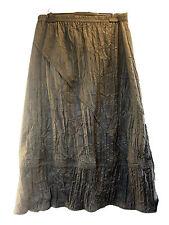 Wadenlange Damenröcke im A-Linien-Stil aus Polyester für Business-Anlässe