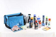 KFZ Reinigungsset Autopflege Set Autowaschset Flaschen nicht voll