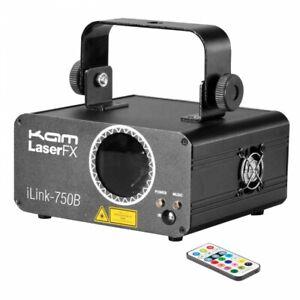 KAM iLink 750B Laser Light 500MW Blue Lighting Effect - KML205