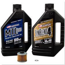 HONDA CRF150R 2007–2009 Tusk Oil & Transmission Change Kit Synthetic Blend
