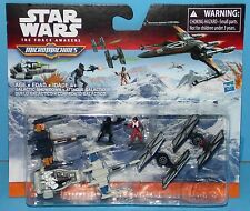 7 pc Star Wars The Force Awakens Micro Machines E7 GALACTIC SHOWDOWN