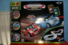 GO MINI NIGHT CHALLENGE RACEWAY SET***BOXED***EXCELLENT CONDITION**PLAYED ONCE!*