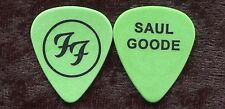 Foo Fighters 2004 One Tour Guitar Pick Nate Mendel custom concert stage Pick #1