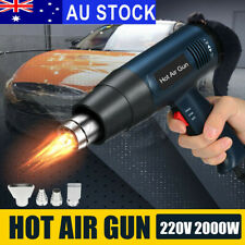220v 2000w Electric Heat Gun Heating Hot Air Degree Temperature Adjustabl