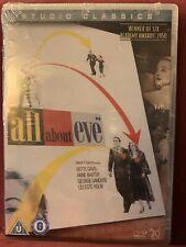"""All About Eve"" (Dvd, 2005) Studio Classics Bette Davis Anne Baxter"