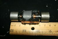 Athearn motor tested very good Grey dual flywheel ho scale locomotive parts