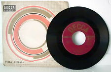 """BRENDA LEE IF YOU LOVE ME / SYDE BY SIDE 45 RPM 7"""" DECCA RECORDS"""