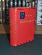 █ DUMAS Alexander DAS HALSBAND DER KÖNIGIN Bände I, II & III Franckh'sche █