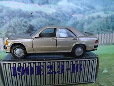 1/35  NZG (Germany) Mercedes-Benz 190