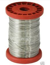 0.8mm Lock Wire Stainless Steel Reel 127 Metres. Twist Safety Wire