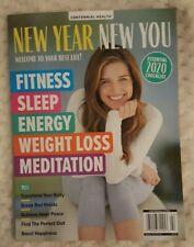 New Year New You Essential Checklist 2020 Magazine Centennial Media Health