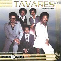 Tavares - Greatest Hits Live [New CD]