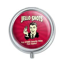 Jello Shot Other Favorite Thing Jiggles Pill Case Trinket Gift Box