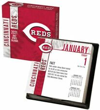 TURNER Sports Cincinnati Reds 2021 Box Calendar