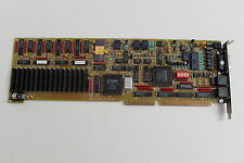 IMAGE DATA CORP 030-0046-7 ISA MVCS-1 ADAPTER BOARD WITH WARRANTY