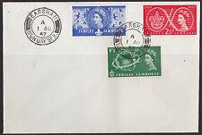 Handstamped Pre-Decimal Used British Stamps