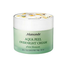 [Mamonde] Aqua Peel Overnight Cream - 80ml