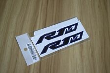 KODASKIN Motorcycle Emblem Sticker Decals for R1 R1M ( one pair )