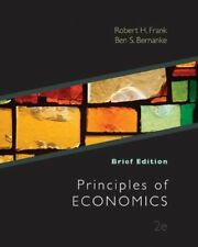 Principles of Economics A Streamlined Approach by Robert Frank